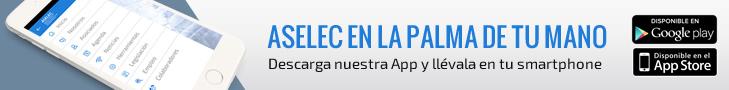 Descarga la app de ASELEC