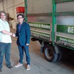 colaboración con Recoalsa