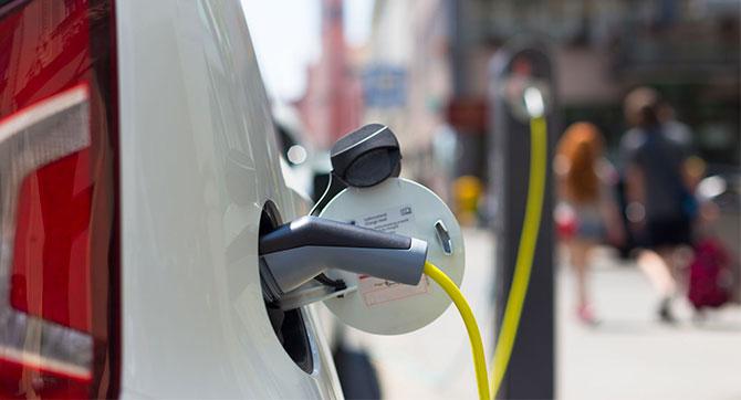 cargadores para vehículos eléctricos