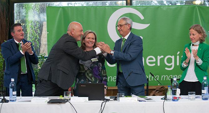 Carlos Moyá, nuevo presidente de Feníe Energía
