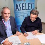 Acuerdo entre Aselec y Mastelcom
