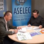 Aselec y Mastelcom firman acuerdo