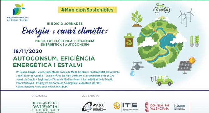 2ª jornada de la III edición del Cicle Energia i Canvi climàtic